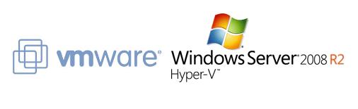 VMWare en Windows Hyperv 2008r2