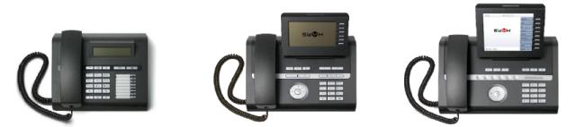 Swyxphone L625, L640, L660