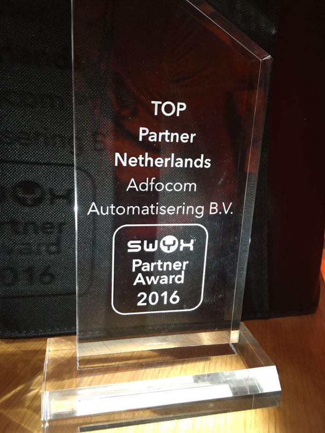 swyx-top-partner-award-2016